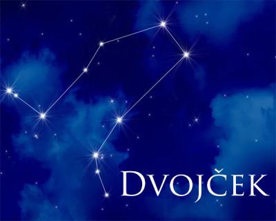 Horoskop Dvojček - astrološko znamenje