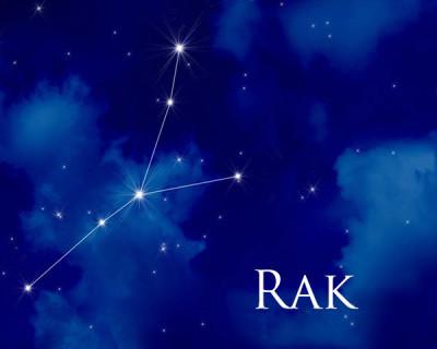 Horoskop Rak - astrološko znamenje
