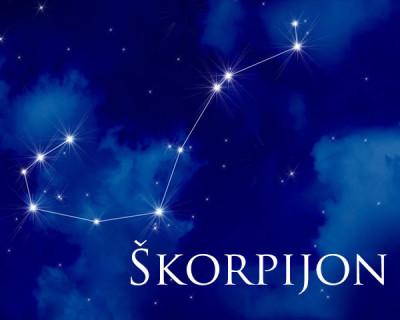 Horoskop Škorpijon - astrološko znamenje