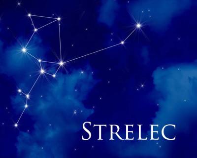 Horoskop Strelec - astrološko znamenje